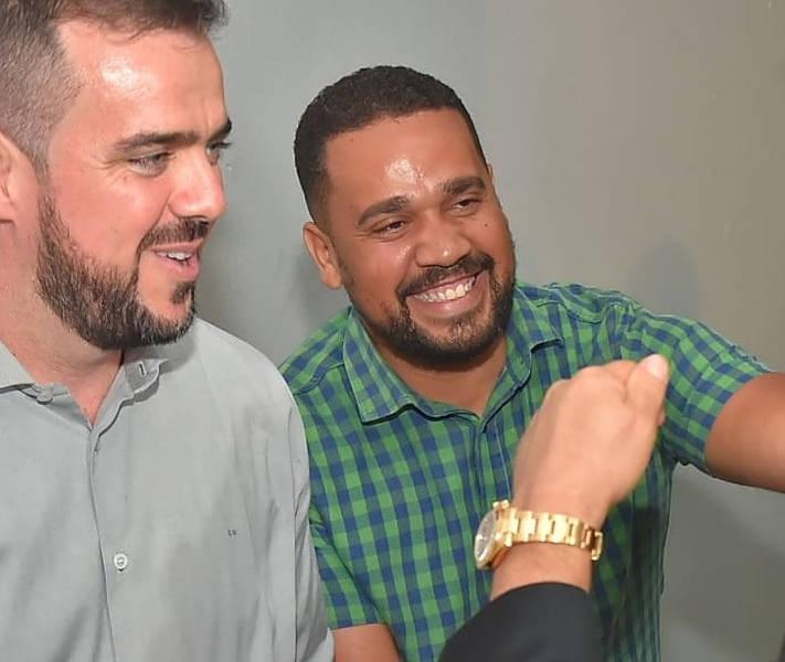 Assessor especial do prefeito Gustavo Mendanha, Rogério Almeida | Foto: Rodrigo Estrela