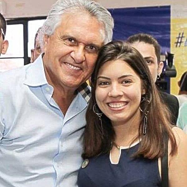 Assessora de Caiado estuda disputar vaga na Câmara de Aparecida | Foto: Arquivo Pessoal