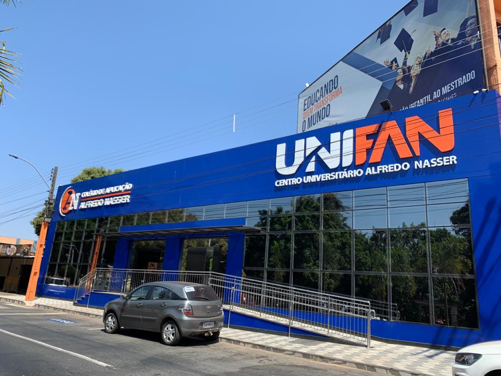 Centro Universitário Unifan | Foto: Reprodução
