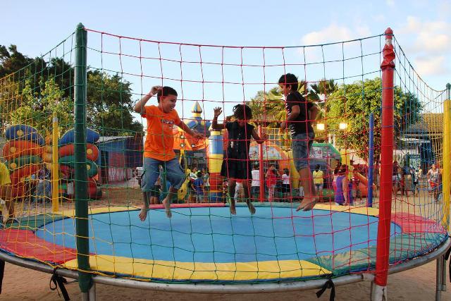 Parque das Nações ação social
