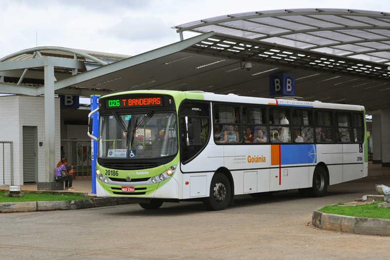 Tarifa de ônibus deve subir 6% na Grande Goiânia em 2020 | Foto: RMTC
