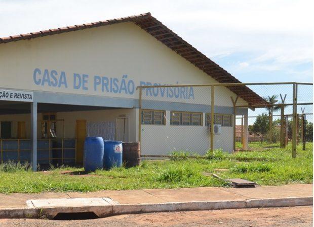 presos encontrados mortos CPP Aparecida