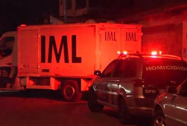 Polícia Civil investiga o caso. O corpo foi encaminhado para o IML   Foto: Reprodução