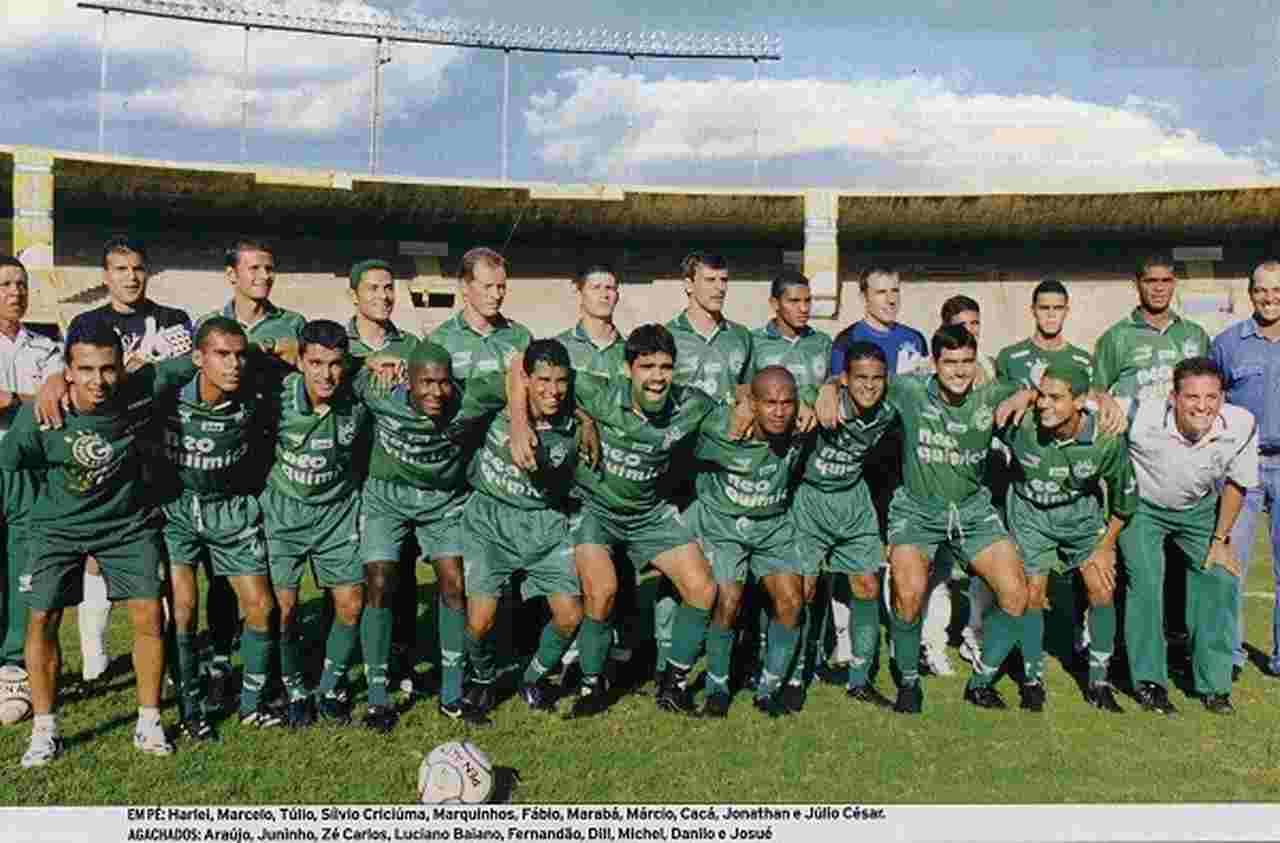 maior time de Goiás