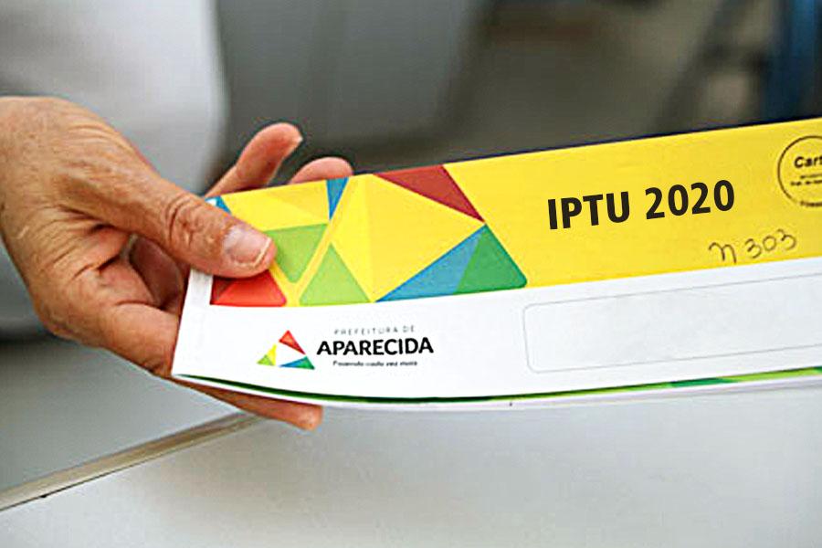 Imposto: proprietários adimplentes terão 15% de desconto no IPTU 2020 em Aparecida | Foto: Reprodução