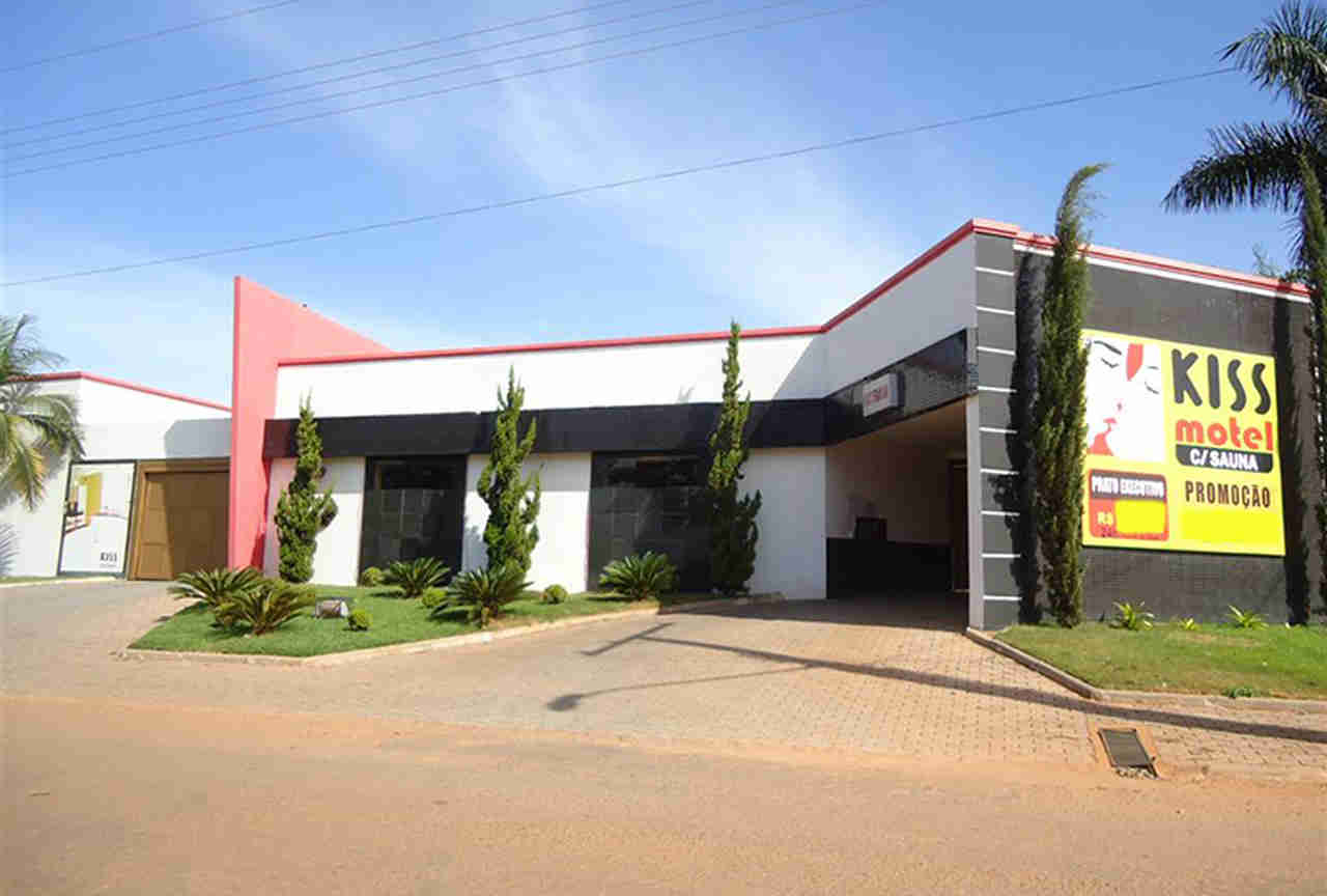 motel Kiss Goiânia