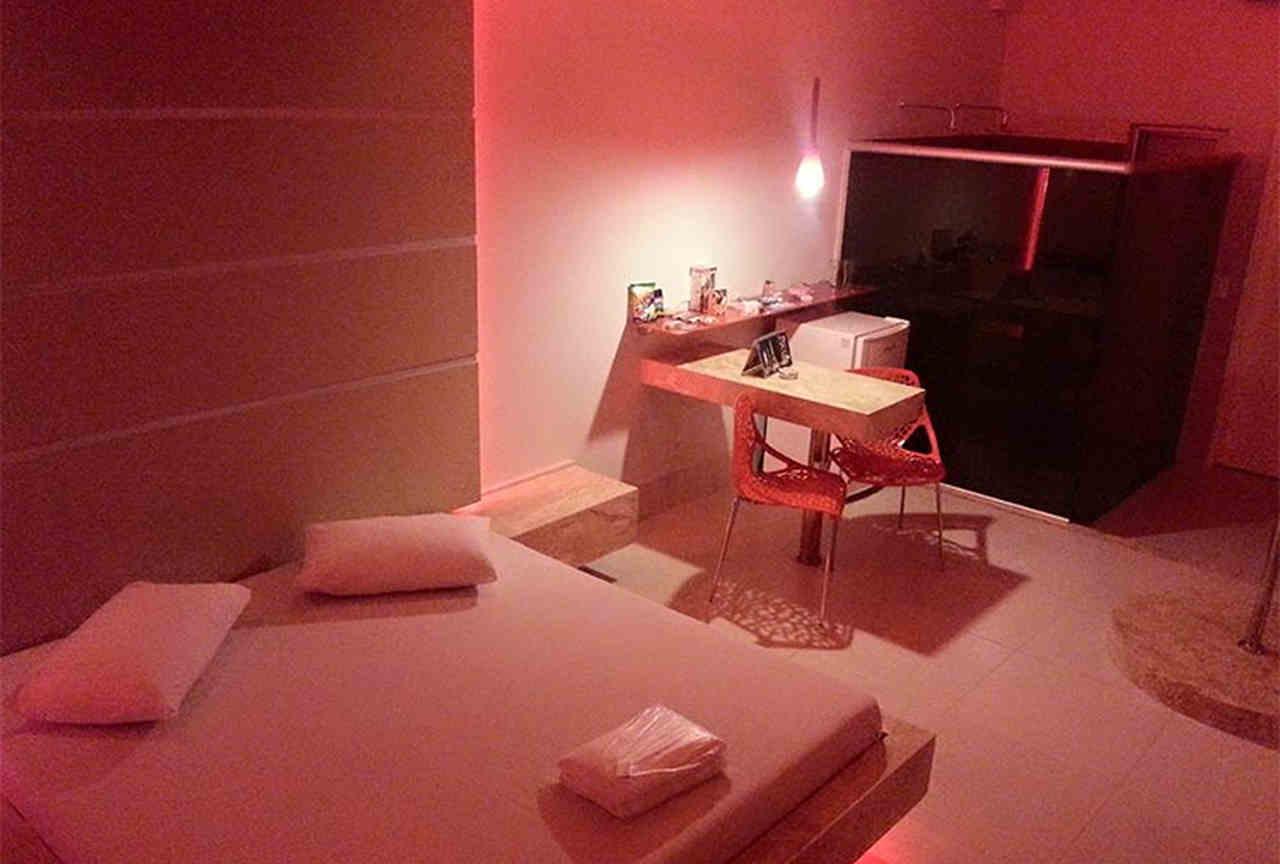 motel Paris suíte