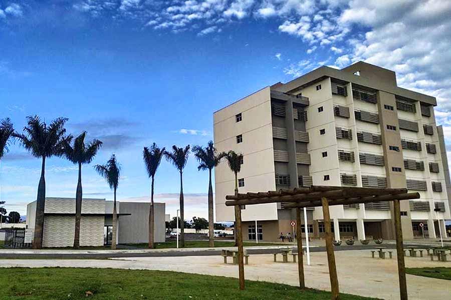 Cidade Administrativa, sede da Prefeitura de Aparecida de Goiânia | Foto: Divulgação