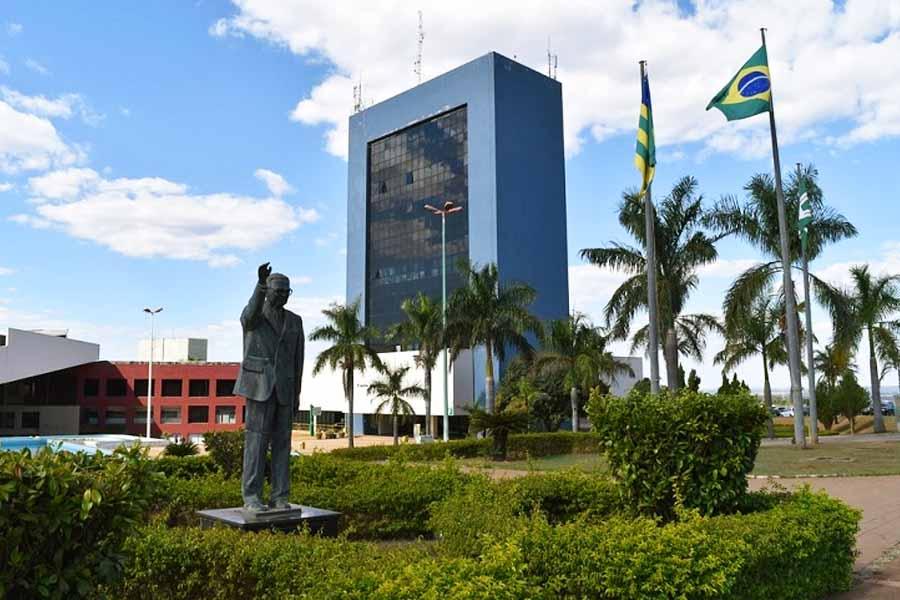 Paço Municipal de Goiânia   Foto: Divulgação