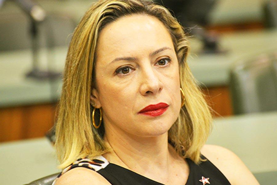 Adriana Accorsi, deputada estadual | Foto: Divulgação