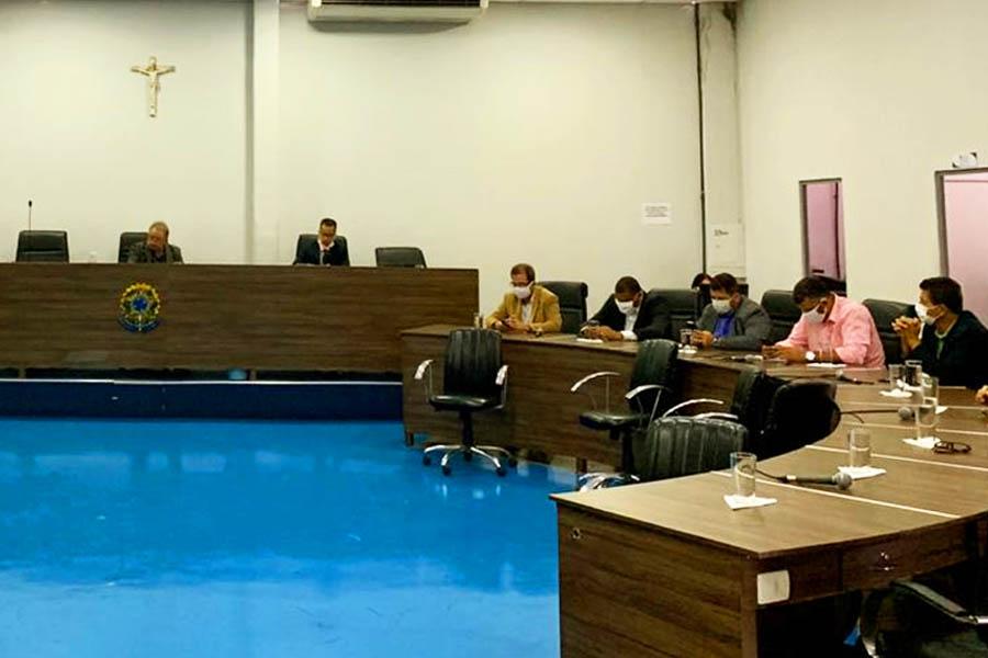 Câmara de Aparecida anunciou novas medidas de combate à Covid-19 | Foto: Divulgação