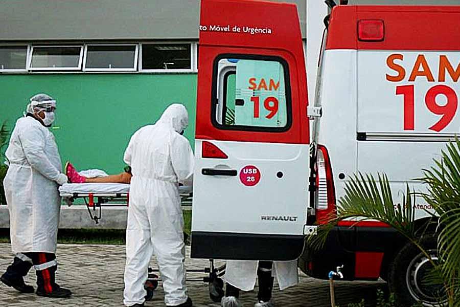 Previsão da UFG era de 106 mortes até o dia 26 de maio, data em que Goiás registrou, de fato, 104 óbitos por covid-19 | Foto: Divulgação/Semcom