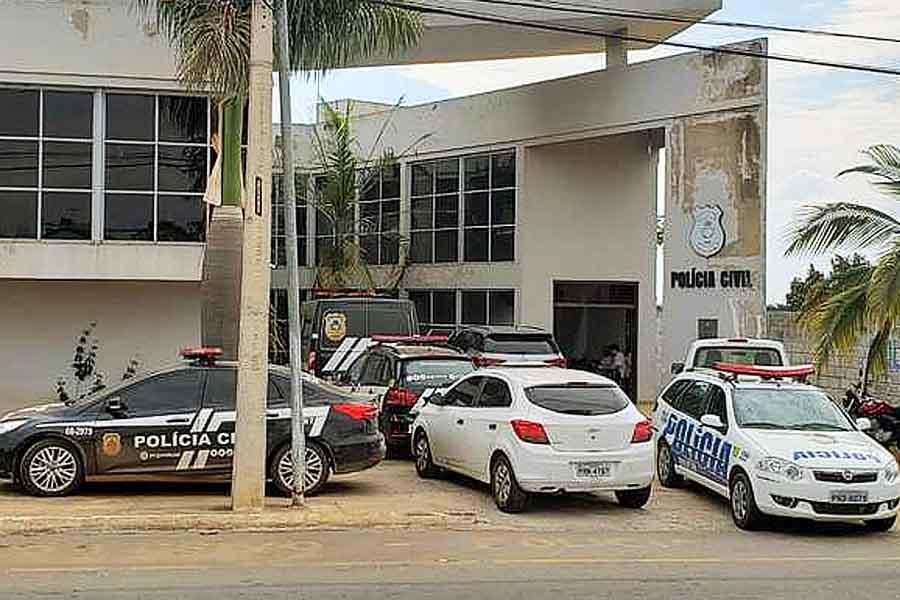 DPCA de Aparecida investiga caso de crianças localizadas após terem desaparecida da casa da família, no Colina Azul | Foto: Folha Z