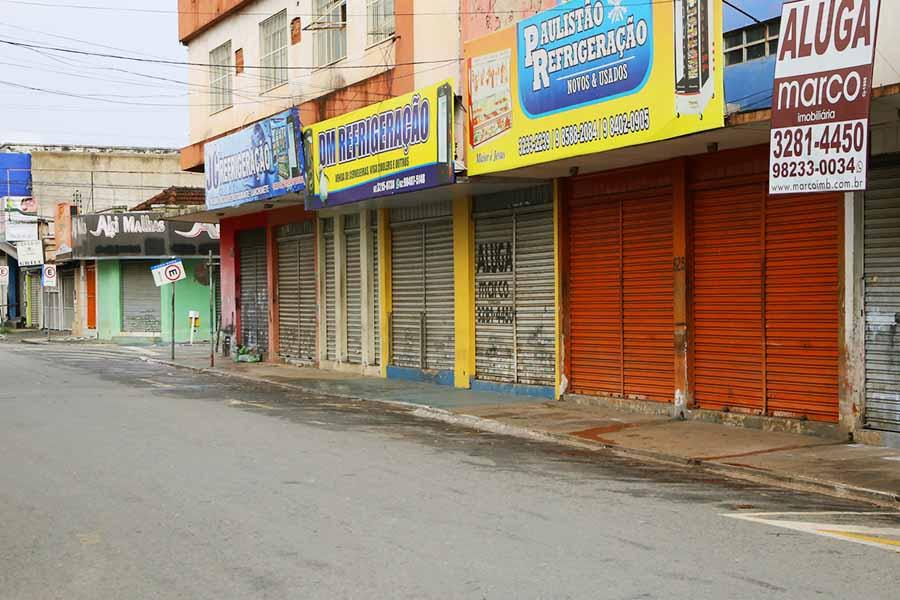 Técnicos discutem lockdown para fechar todo o comércio em Goiás por 1 semana | Foto: Divulgação/Prefeitura de Goiânia
