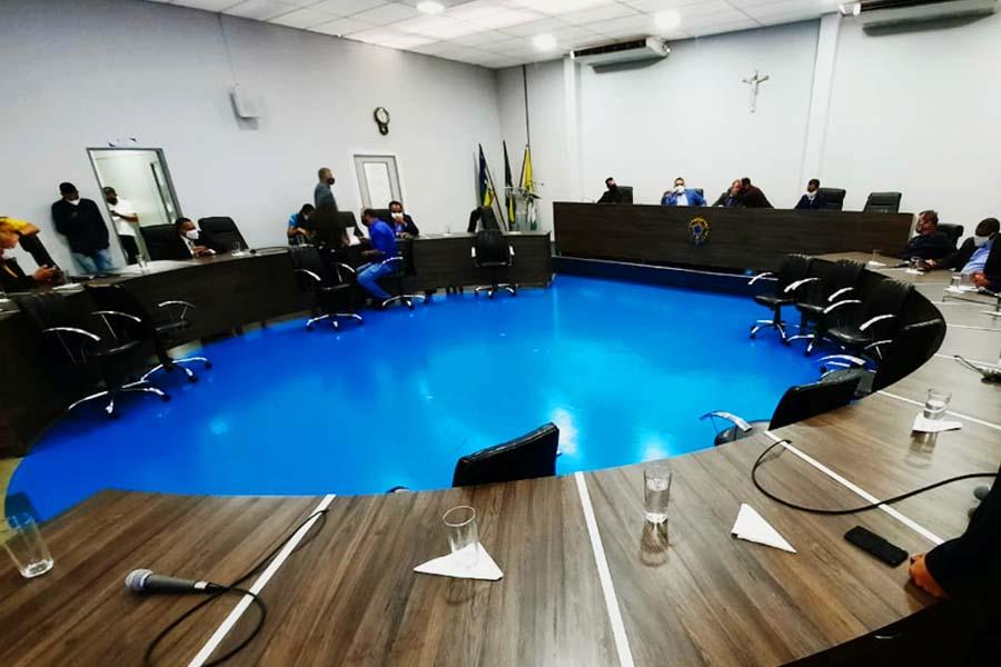 Câmara de Aparecida nega surto de coronavírus entre funcionários | Foto: Divulgação