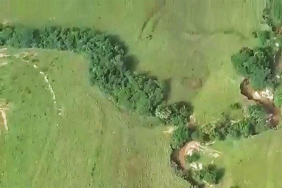 Entre 50 fazendas compradas pela Afipe, propriedade em Caiapônia custou R$ 90 milhões   Foto: Reprodução
