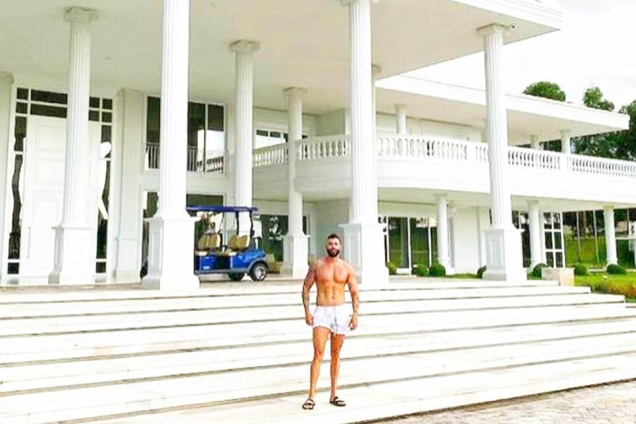 Mansão de Gusttavo Lima fica em Bela Vista de Goiás | Foto: Reprodução