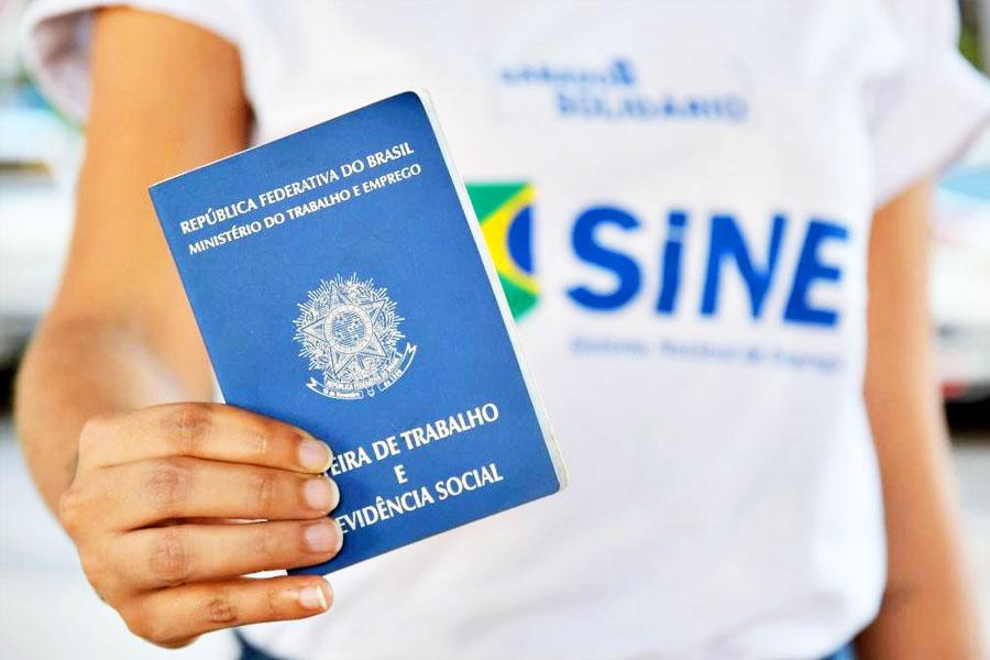 Vagas de emprego em Goiânia são ofertadas pelo Sine | Foto: Divulgação