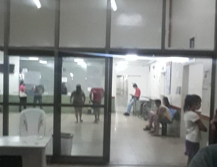 UPA Brasicon Aparecida sem médicos
