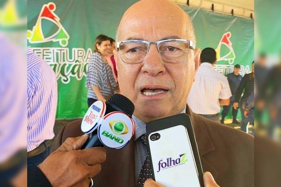 Deputado federal Professor Alcides | Foto: Reprodução