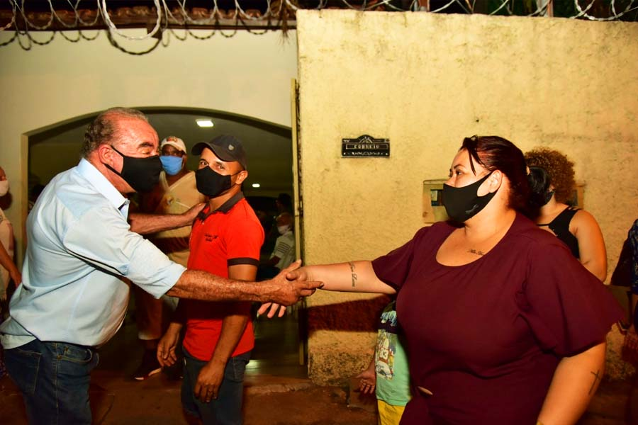 Encontro de Mulheres na casa do vereador Edilson Ferreira | Foto: Divulgação