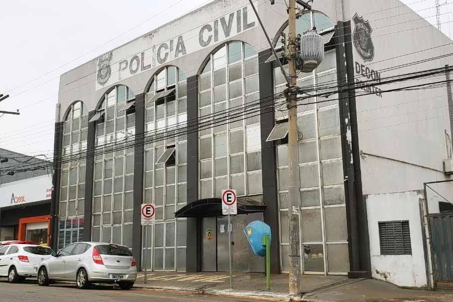 Delegacia Estadual de Repressão a Crimes Contra a Administração Pública (DERCAP) | Foto: Divulgação/PC-GO