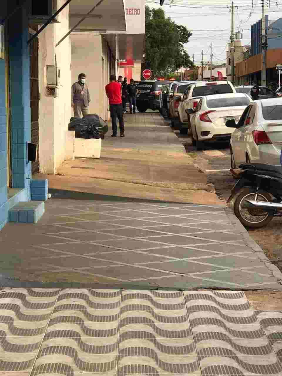 prisão Polícia Civil São Miguel Araguaia