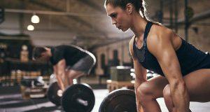 como aumentar força muscular