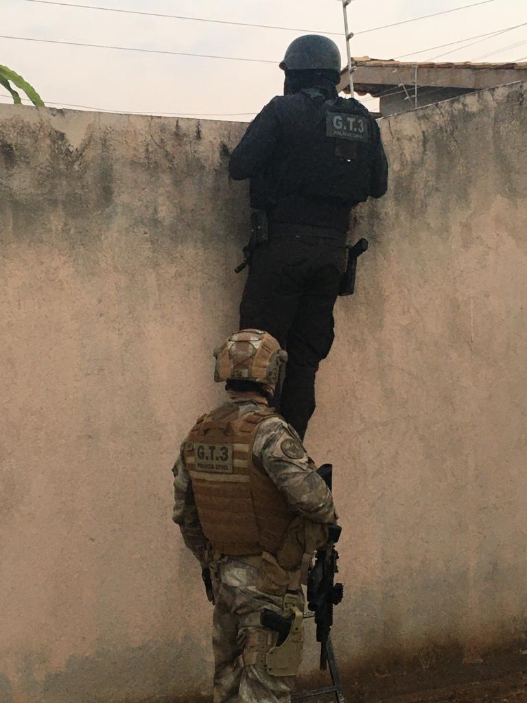 Operação Caronte investiga guardas civis em Aparecida | Foto: Divulgação / PC-GO