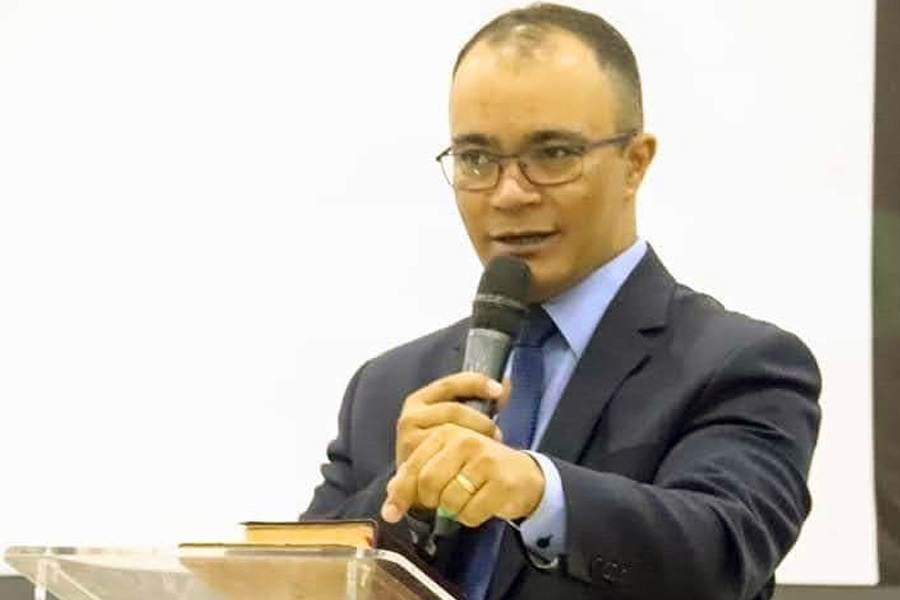 Pastor Sandro Cristofer | Foto: Reprodução